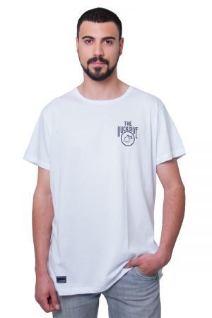 DUCKDIVE-WHITE-T-SHIRT-COTTON-MEN-FRNT-WWW.WERIDELOCAL.COM