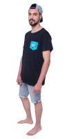 RECKLESS-BLACK-T-SHIRT-COTTON-MEN-SIDEL-WWW.WERIDELOCAL.COM