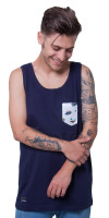 TIKI-NAVY-TANK-TOP-COTTON-MEN-FRONT-WWW.WERIDELOCAL.COM