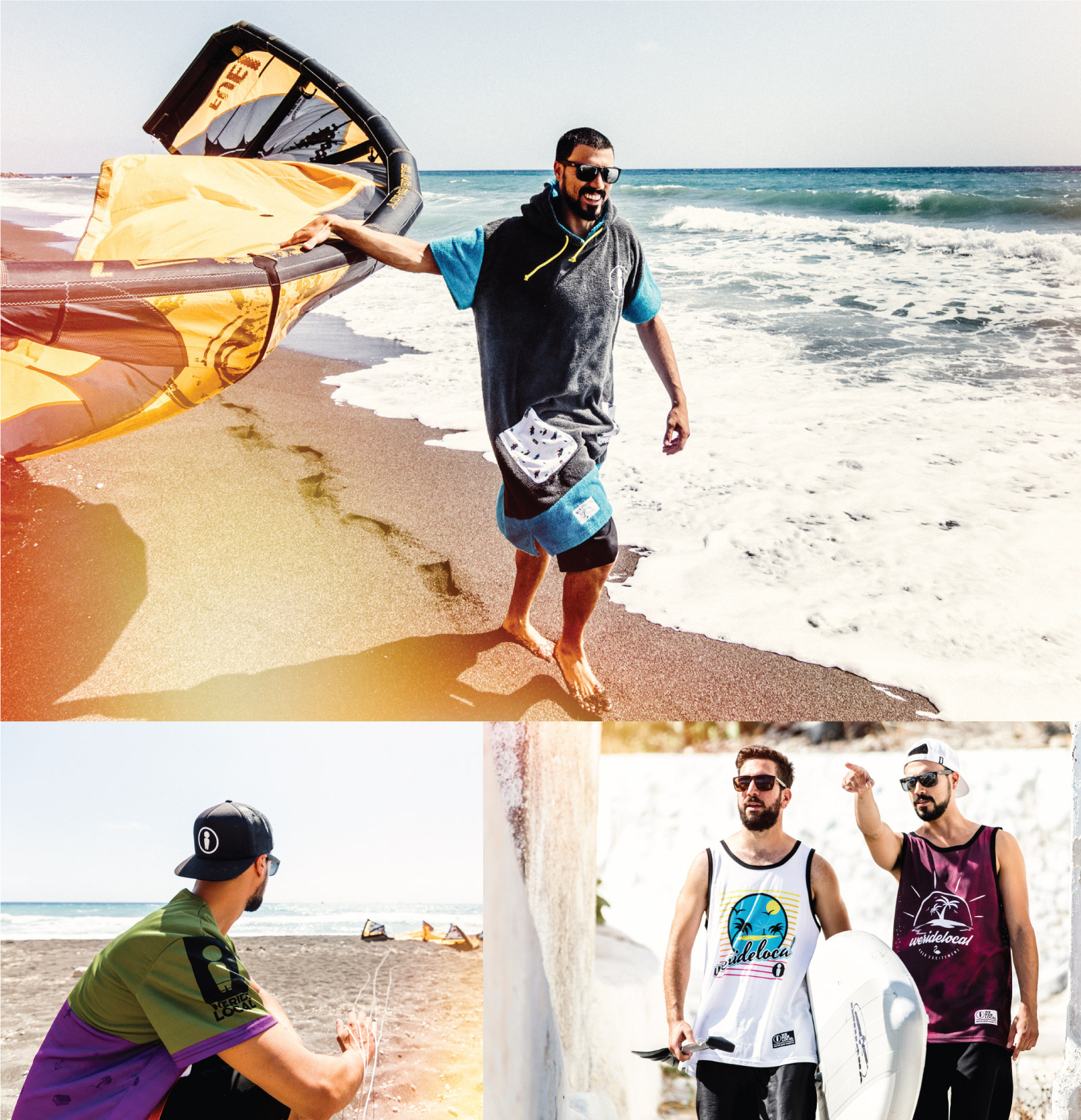 WWW.WERIDELOCAL.COM-MEN-WOMEN-PONCHO-COTTON-TOWEL-JERSEY-RASH-VEST-QUICKDRY-BASKET-STYLE-LOOSE-TANK-TOP-T-SHIRT