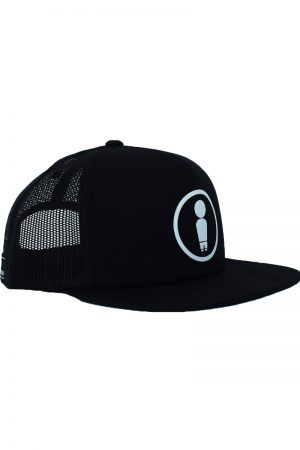 WERIDELOCAL-DOOD-BLACK-CAP