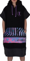 weridelocal surf towel poncho passion beachwear surfwear made in greece
