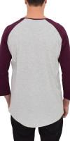 www.weridelocal.com-beach-livin-dark-cotton-baseball-t-shirt-back-2