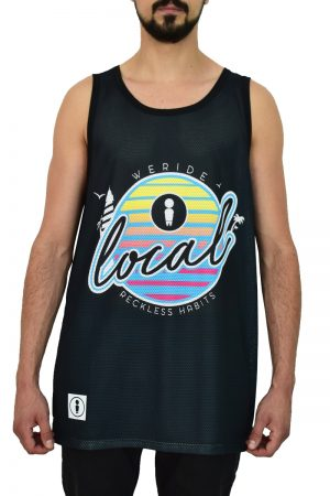 Beachlife 2 Black Jersey