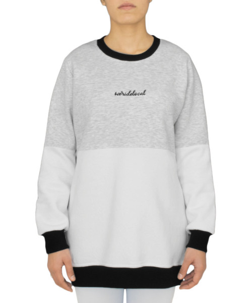 Lucid-twocolored-white-grey-front-FW18-crewneck-cotton-women-style-kiteboard-snowboarding-www.wericelocal.com-reckless-habits-Copy-931x1024