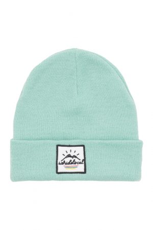 Happy Mint Beanie