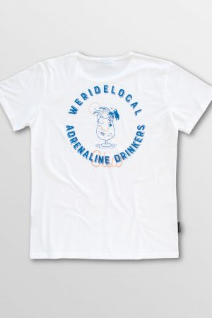Adrenaline-drinkers-club-White-Back-cotton-t-shirt-kitesurf-kiteboard-wake-sup-surf-weridelocal