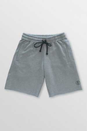 Basic-Grey-Front-cotton-shorts-kitesurf-kiteboard-wake-sup-surf-weridelocal