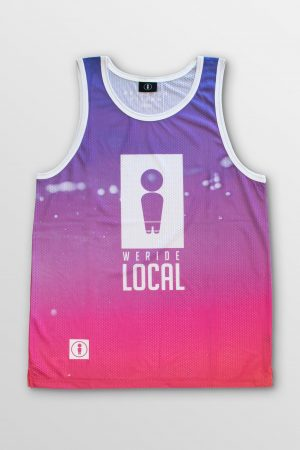 Coast-Red-Front-Jersey-Tanktop-Quick-Dry-Watersports-Kitesurf-Kiteboard-Sup-Wake-weridelocal