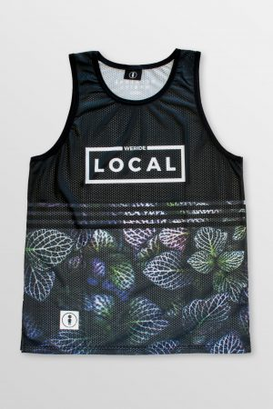 Jungle-Dark-Front-Jersey-Tanktop-Quick-Dry-Watersports-Kitesurf-Kiteboard-Sup-Wake-weridelocal