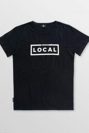 Label-Black-Front-cotton-t-shirt-kitesurf-kiteboard-wake-sup-surf-weridelocal