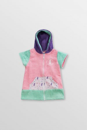 Its-a-girl-Girl-Poncho-Front-Cotton-hoodie-Towel-surfponcho-changing-robe-Watersports-Kitesurf-Kiteboard-Sup-Wake-weridelocal