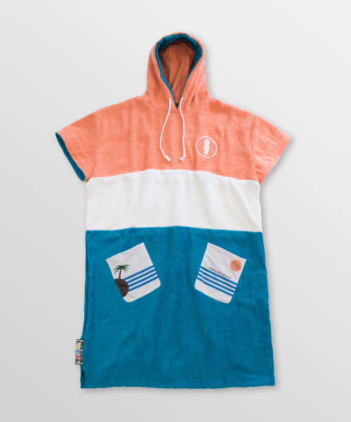 Tequila-Sunrise-Poncho-Front-Cotton-hoodie-Towel-surfponcho-changing-robe-Watersports-Kitesurf-Kiteboard-Sup-Wake-weridelocal