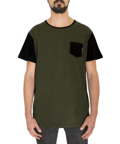 Classic-Army-Black-pocket-Tshirt-Front-FW18-cotton-kitesurf-kiteboard-streetwear-snowboarding-www.wericelocal.com-reckless-habits-931x1024