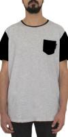 Classic-Grey-Black-pocket-Tshirt-Front-FW18-cotton-kitesurf-kiteboard-snowboarding-www.wericelocal.com-reckless-habits-931x1024
