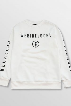 WeRideLocal_Park_Off_White_Front_cotton_crewneck_FW19