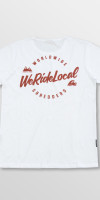 WeRideLocal_Script_White_Back_cotton_t-shirt_FW19