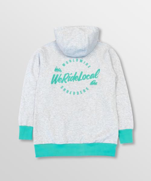 WeRideLocal_The_Bro_Grey_Melange_Back_cotton_hoodie_FW19