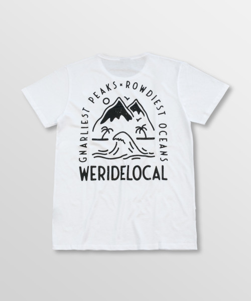 WeRideLocal_Venture_White_Back_cotton_t-shirt_FW19