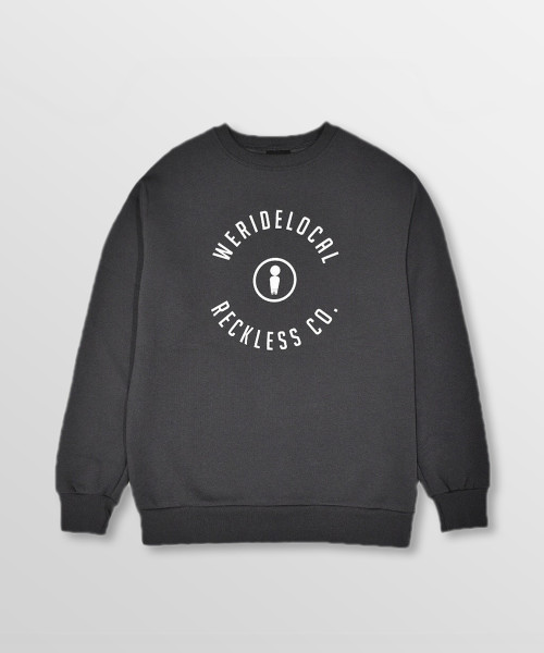 WeRideLocal_Mark_Anthracite_Front_cotton_crewneck_FW19
