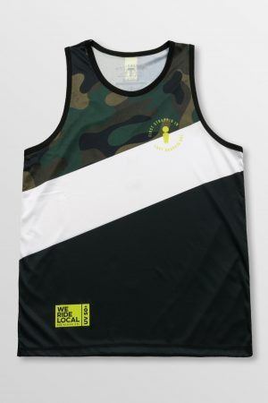 Weridelocal_Camo_Blox_Rashguard_Tank_Top_unisex_waterwear_UV50+_athletic_kitesurf_wakeboard_sup_windsurf_SS19_Front