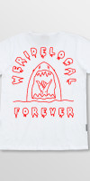 Weridelocal_Forever_Tee_White_Cotton_unisex_t-shirt_street_athletic_SS19_Back