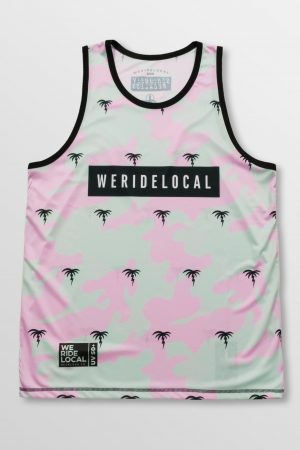 Weridelocal_Funky_Camo_Light_Rashguard_Tank_Top_unisex_waterwear_UV50+_athletic_kitesurf_wakeboard_sup_windsurf_SS19_Front