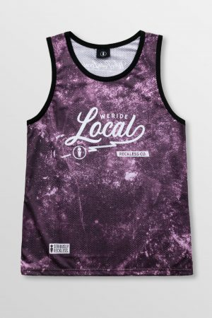 Weridelocal_Voltage_Blood_Jersey_unisex_tank_top_street_athletic_SS19_Front