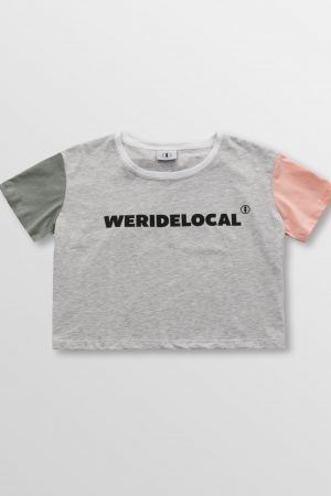 Weridelocal_Dark_Superstar_Crop_Cotton_Female_street_athletic_SS19_Front