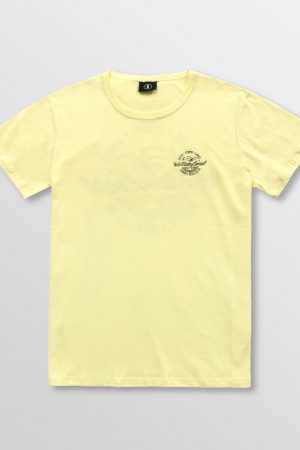 Weridelocal_Elements_Tee_Banana_Yellow_Cotton_unisex_t-shirt_street_athletic_SS19_Front