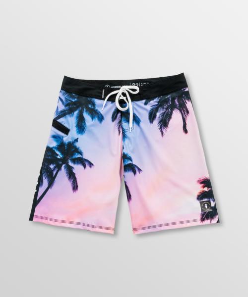 Weridelocal_Brazil_Boardshorts_Swinsuit_Swimwear_4_way_stretch_Quick_dry_UV_50+_Sun_protection_street_athletic_kitesurf_surf_sup_windsurf_SS19_Front