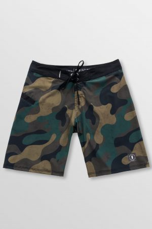 Weridelocal_Camo_Boardshorts_Swinsuit_Swimwear_4_way_stretch_Quick_dry_UV_50+_Sun_protection_street_athletic_kitesurf_surf_sup_windsurf_SS19_Front