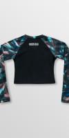 Weridelocal_Wild_Crop_shirt_Swimsuit_Swimwear_4_way_stretch_Quick_dry_UV_50+_Sun_protection_street_athletic_kitesurf_surf_sup_windsurf_SS19_Back
