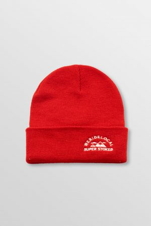 STOKED_RED_BEANIE_WERIDELOCAL