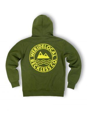 era olive hoodie fw21 streetwear