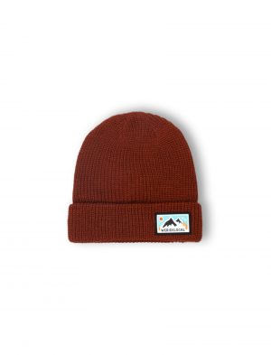 mountain life rusty patch woven beanie fw21