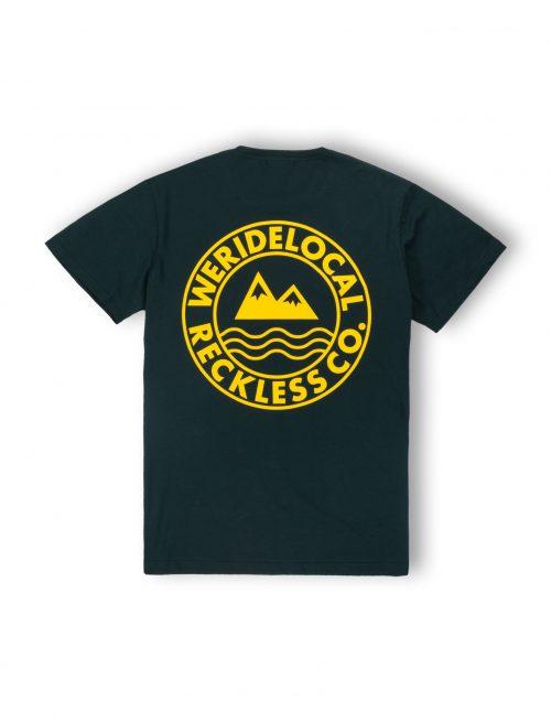era forest tshirt streetwear unisex