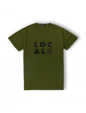 streetwear olive tshirt unisex