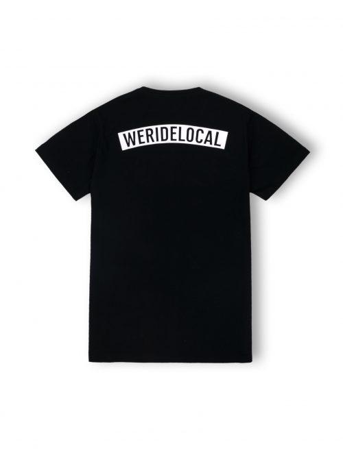 symbol black tshirt streetwear unisex