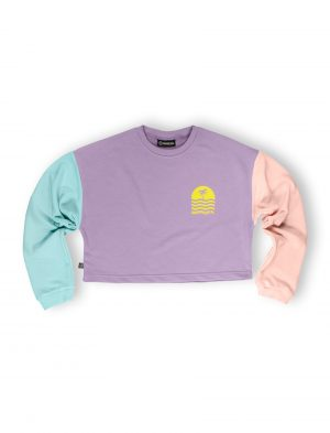 we ride local tulum pastel crop top roamers spring collection