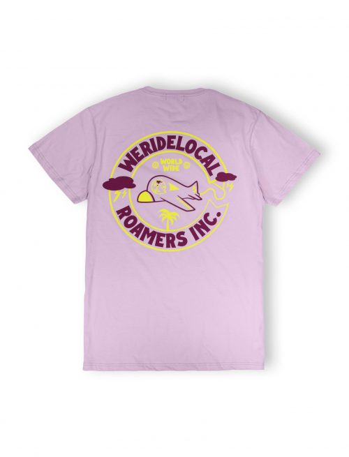 lilac tshirt streetwear weridelocal ss21