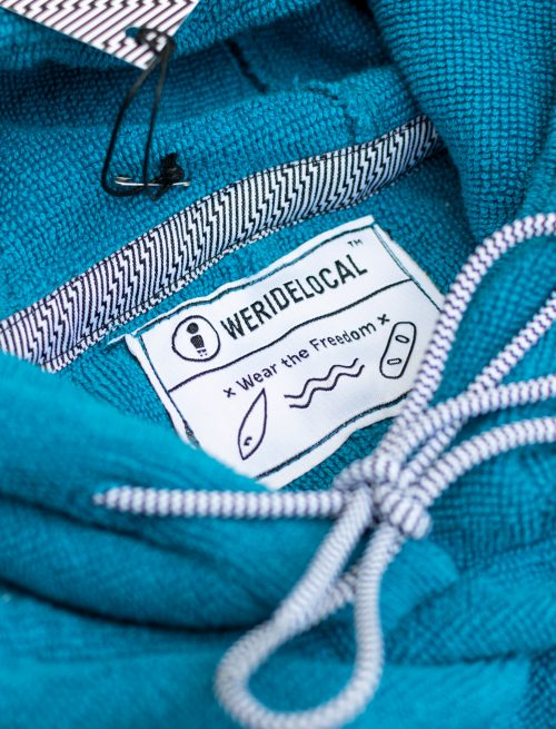 poncho towel hoodie surfwear kitewear